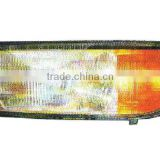Truck body parts HEAD light for Mercedes Benz truck from China