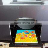 DIGITAL FLATBED PRINTER / high resolution for printing on metal, wallpaper, leather, glass, fabric, acrylic