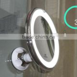Magnifying lighted mirror suction cups, LED mirror battery operated for bathroom, lighted mirror bathroom                                                                         Quality Choice