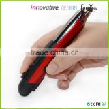 POM Brand 2.4GHs Wireless Red Laser Mouse with Stylus Pen Presenter