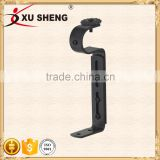 Curtain accessories factory curtain pole bracket
