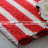 stripe custom fabric cotton jersey knit 100 cotton knit fabric wholesale cotton knit fabric                                                                         Quality Choice