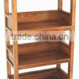wooden small bookcase,living room furniture,file rack,office furniture,sheesham wood furniture,mango wood furniture