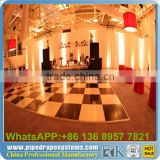 China dance party Bareasy install rental stage light up dance floor