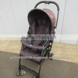 Used baby things with mixed plastic items like toys, baby strollers...by 40 FT HQ container exported from Japan TC-009-100