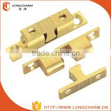 Brass DOUBLE BALL Catch Latch