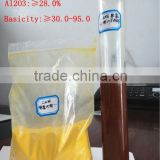 Polyaluminum chloride/PAC with ferric sulfate;water treatment chemical for sewage treatment