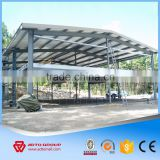 New Arrival Easy Assembly Fast Building Light Steel Structure Space Truss Frame Warehouse Workshop Outdoor Stage With Drawings
