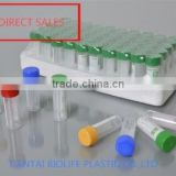Medical gel plasma PRP tube blood collection tube