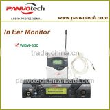 Panvotech WIEM-500 wireless ear monitors with USB slot                                                                         Quality Choice