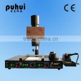 infrared bga machine,mobile phone motherboard repair tools T-862++ ,BGA Rework Station ,reballing stencil,made in china