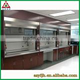 Laboratory Furniture/LAB fume hood/Cheap 1.2M Chemical Fume cupboardChemistry PP Fume Hood Chemistry PP Fume Hood