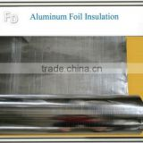 aluminum foil coated fiberglass insulation fabric cloth