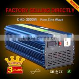 Solar off grid single phase pure sine wave 12vdc to 240vac inverter 3kw for lift