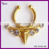Wholesale Hot Selling Similar To Famous Star Rihanna's Nose Ring Body Piercing Jewelry