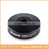 High Quality iPower GBM6208H-150T Gimbal Brushless Motor for DSLR Cameras Drone Aerial Photograph