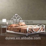 italian bedroom furniture latest designs hotel metal bed frame