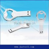 100% real capacity beer opener usb 8GB U Disk/Creative Pendrive/Memory Stick/usb flash drive