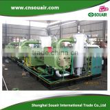 Biogas/Methane/Natural gas compressor 30-1600Nm3/hr At1-250bar,oil free reciprocating fueling cylinder/power plant/food industry