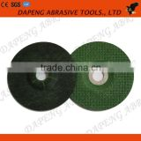 abrasive grinding wheel / cutting disc & grinding wheel / for metal & stainless steel