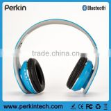 PB04B Stretchable and Folding bluetooth headset stereo with wireless/wired headphone, MP3 player and FM radio