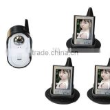 "Video Door Phone Hi-Quality 7""LCD Wireless Hi-Quality 3.5""LCD Wireless Video Door Phone Doorbell Night Vision Intercom System"