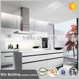 White painting kitchen design philippines lacquer kitchen cabinet