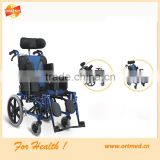 HB958LBCGPY High back wheel chair