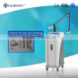 Ultra Pulse CE & FDA Approved Most Professional 40W Co2 Fractional Laser Skin Care Machine Fractional Co2 Laser Korea Vagina Tightening