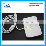 factory direct sale USB/RS232 Interface 13,56mhz Rfid smart card reader and writer with low price