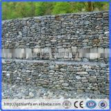 245g Hot Galvanized 1.5m*1m*1m 2.7mm maccaferri gabion basket for sale(Guangzhou Factory)