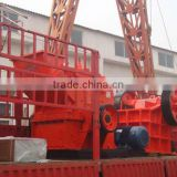 good performance PE 400X600Z jaw stone crusher machine for primary and secondary stone crushing