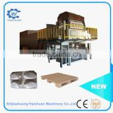 2016 new egg tray machine 5000pcs per hour pulp moulding egg tray machine egg boxes machine