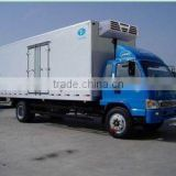 Refrigerator Truck for Storage and Transport Vegetables, Fruit, Meat, Food, Equipments