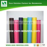 Colorful 100% polypropylene fabric colored tpu film