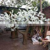 artificial Cherry tree beautiful factory Wedding ornament artificial blooming tree