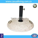 Pole umbrella Base single pole base