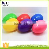 Wholesale Easter eggs plastic decorative egg shell diy plastic easter eggs