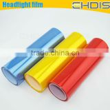 auto light color change vinyl film light regulate film removable protection film