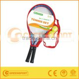 carry bag tennis racket set