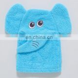 Baby Shower Gifts Terry Cloth Animal Shaped Bath Puppets Gloves Baby Wash Mitt