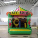 mini bouncer, inflatable canopy bouncer/Inflatable canopy Jumper