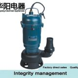 1 Hp Electric Sewage Water Pump 750 For Civil Engineering Construction