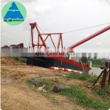 Reliable China River Dredger Machine for Mud/Sand dredging with high quality