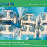 sell PTFE equal-diameter pipe tee