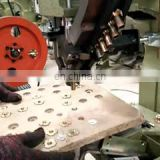 Semi auto hand press riveting machine, brake lining rivet machine, pneumatic press riveting machine