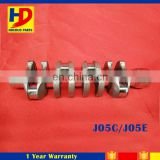 Aluminum Forged Steel Engine J05E J08E Crankshaft