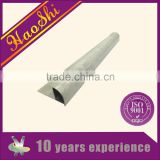 modern type ceramic aluminum tile trim corner edge with marble color