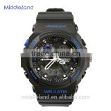China Supplier MIDDLELAND Cheap Silicone Watches,High Quality American Sports Watches,Fashion Mens Sport Watch