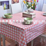 Waterproof and Oilproof Printed PVC Table Cloth for Banquet/ Party/Outdoor                                                                         Quality Choice
